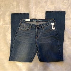 Old Navy Curvy/Profile Jeans